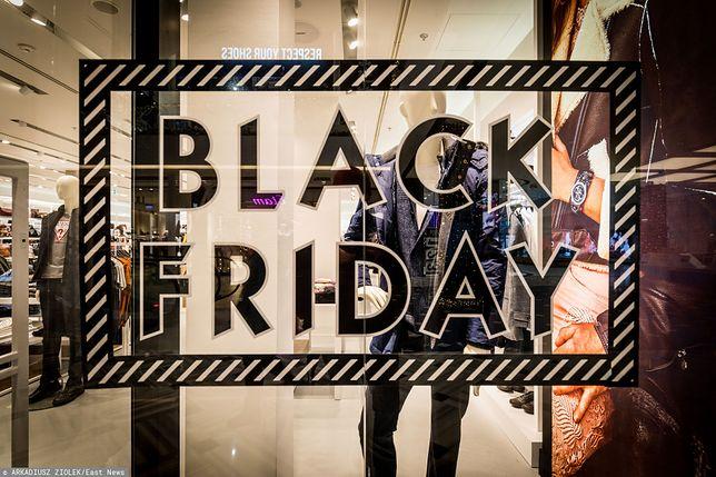 Black Friday 2019. Lista sklepów biorących udział w Czarnym Piątku