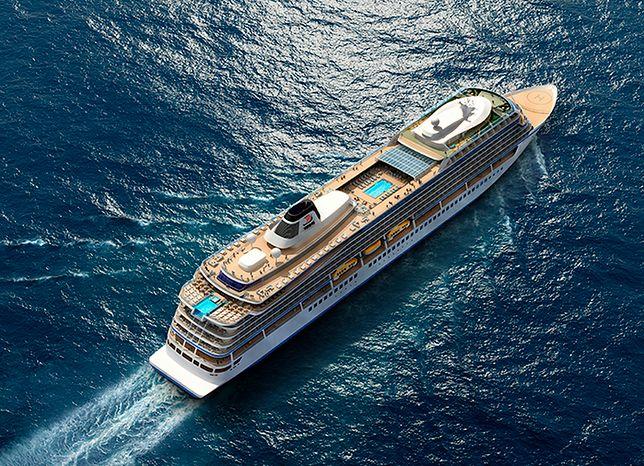 To już drugi taki rejs organizowany przez armatora Viking Cruises. Liczba chętnych na podróż jest ogromna