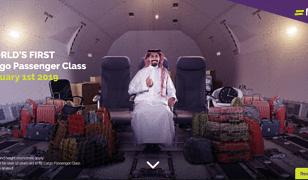 Reklama linii Flyadeal zdobyła w krótkim czasie ogromną popularność. Wielu podróżnych połknęło haczyk