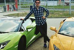 """Kuba Wojewódzki pokazał swój garaż. A w nim 4 luksusowe samochody. """"Ojciec Tadeusz może pozazdrościć"""""""