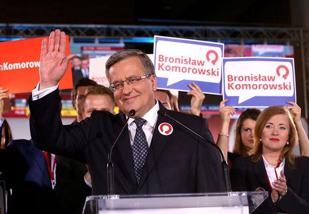 Bronisław Komorowski: ostrzeżenie i wezwanie dla polityków