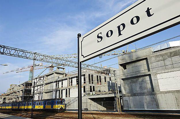 Zamknięte ulice w centrum Sopotu. Utrudnienia do czerwca