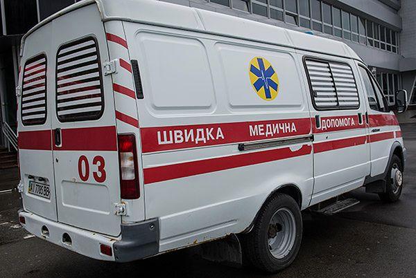 Wybuch w Charkowie, dwie osoby ranne