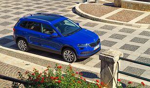 Karoq to nowy kompaktowy SUV Skody