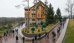 Disneyland Wiktora Janukowycza
