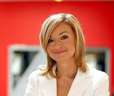 Martyna Wojciechowska - korona jest jej