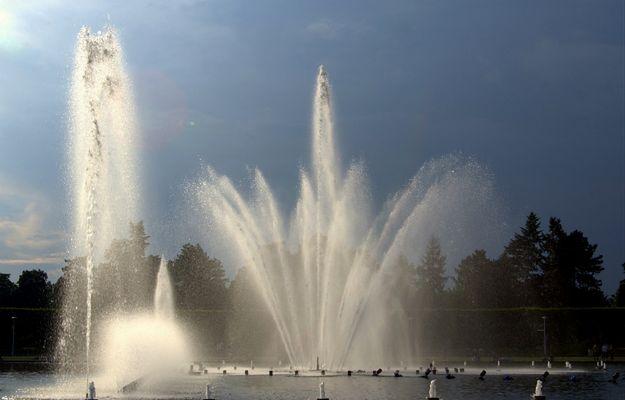 Chełm: pijani mężczyźni wlali szampon do fontanny