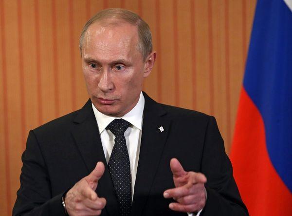 """""""Kommiersant"""": Putin będzie trudnym rozmówcą dla Poroszenki"""