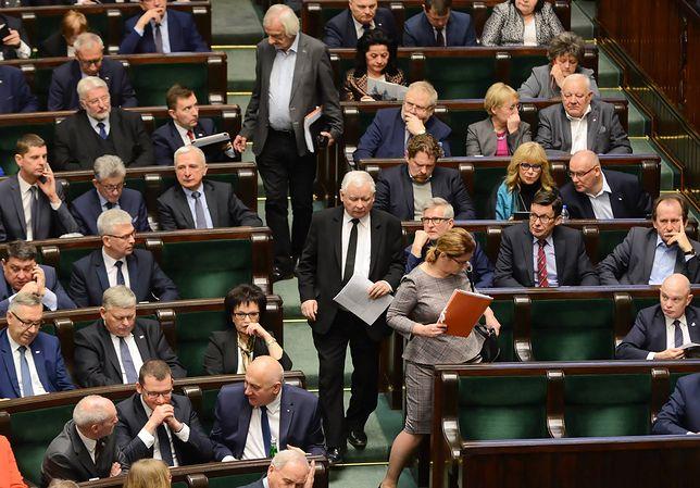 Parlamentarzyści PiS z zakazem wypowiedzi w związku ze śmiercią Pawła Adamowicza