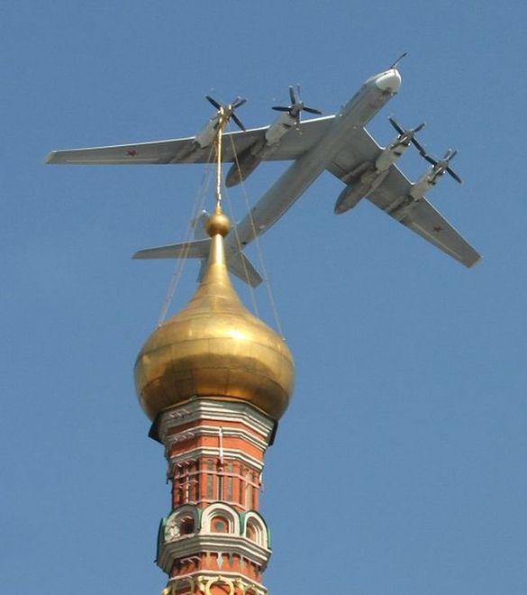 """Tu-95 - rosyjski """"niedźwiedź"""" w przestworzach"""