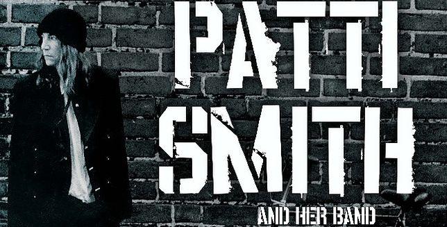 Patti Smith wystąpi w Polsce!