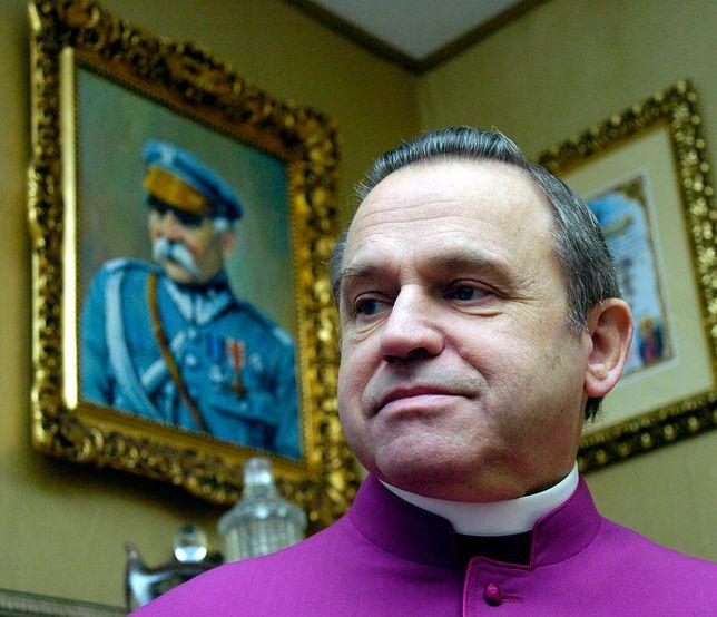 "Ks. Henryk Jankowski, były kapelan ""Solidarności"""