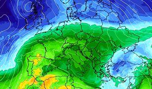 Pogoda. W czwartek po południu front dotrze nad północne części Wielkopolski i Mazowsza