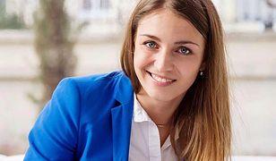 Kinga Gajewska jest posłanką PO do Sejmu VIII kadencji