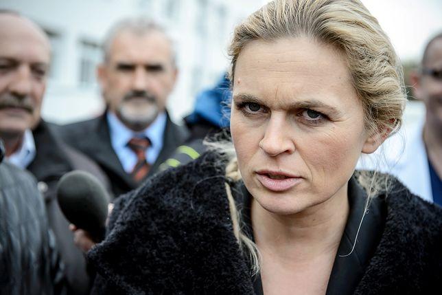 Barbara Nowacka była blisko przekonania posłów do dalszej debaty nad ustawą