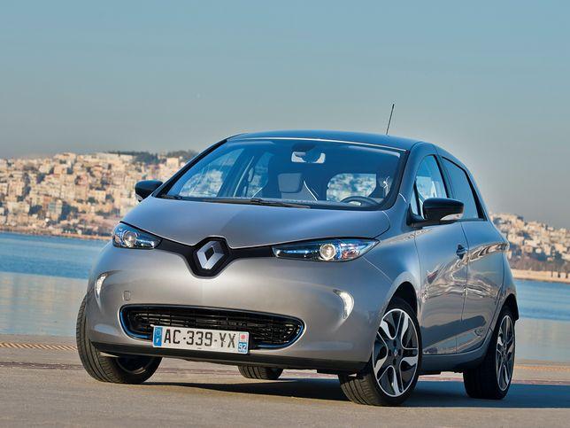 Renault Zoe może liczyć na podobne (niskie) zniżki co Leaf