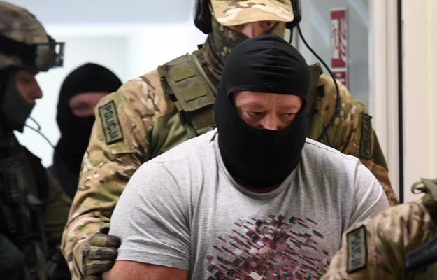 """Jarosław Ł. """"Masa"""" przebywa w areszcie"""