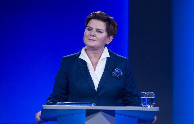 Beata Szydło stawia warunki, które już są spełnione. Będzie kolejny wielki sukces PiS