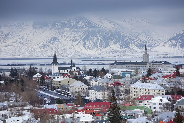 Islandia. Ksenofobiczne ataki na Polaków. Interweniował rząd. Na zdjęciu Reykjavik
