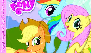 Mój kucyk Pony. Najpiękniej jest w Ponyville. Książka i audiobook.