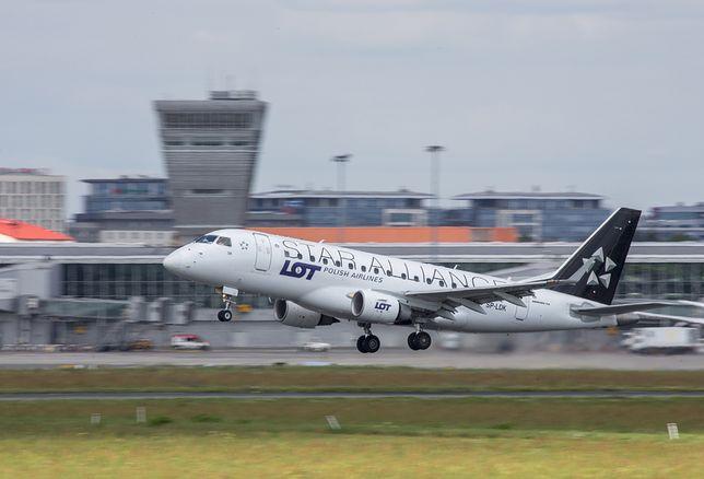 Polskie Linie Lotnicze LOT należą do sojuszu Star Alliance od 2003 r.