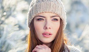 Śnieg to zmora prostych włosów