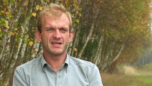 """Ryszard Dąbrowski przez dawne problemy z uzębieniem uzyskał przydomek """"Szczena"""""""