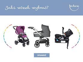 Jaki wózek wybrać dla dziecka?