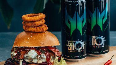 Predator Burger, nowa kanapka dla graczy, w sieci restauracji Zdrowa Krowa