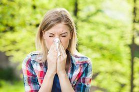 Alergia a choroby układu nerwowego