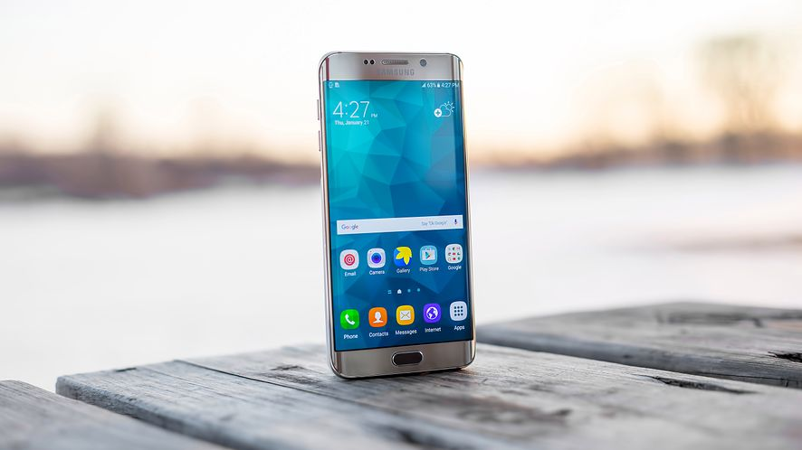 Menu na krawędzi na każdym smartfonie, jak w Samsungach z zakrzywionym ekranem
