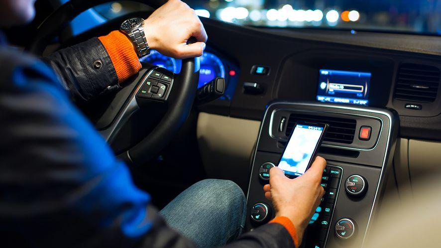 Do Spotify trafia nowy widok samochodowy (depositphotos)