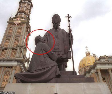 Ksiądz Eugeniusz Makulski, budowniczy świątyni w Licheniu ma pomnik. Film Tomasza Sekielskiego przypomniał sprawę molestowania małoletnich przez tego duchownego.