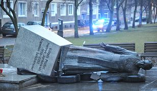 Monument może zostać przeniesiony na teren prywatny