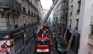 W pożarze zginęły trzy osoby