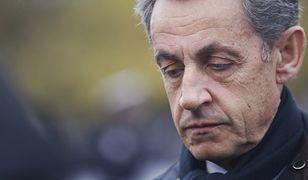 Były prezydent Francji Nicolas Sarkozy