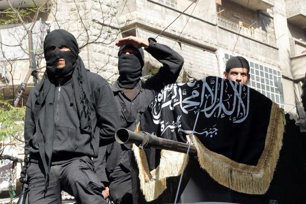 Dżihadyści z Frontu Al-Nusra