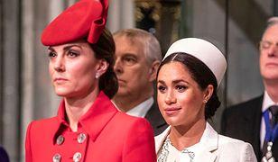 Księżna Meghan miała doprowadzić Kate do łez