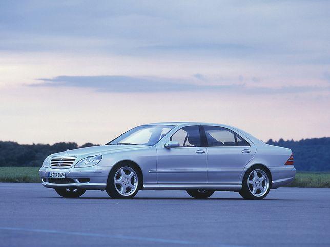 Mercedes-Benz Klasy S W220
