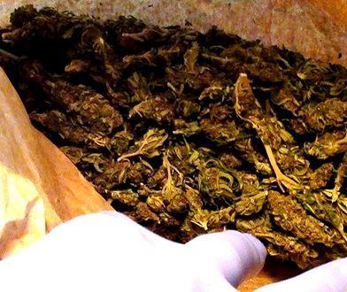 Niemal 200 gramów marihuany schował w zamrażarce