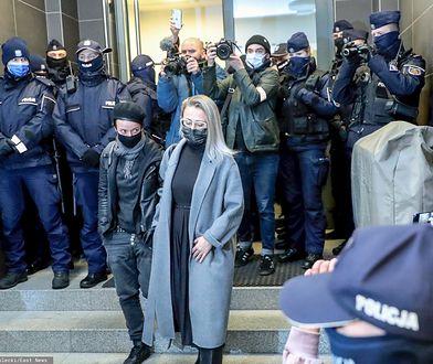 Strajk Kobiet. Burza wokół zatrzymania dziennikarki. Rzecznik rządu odpowiada