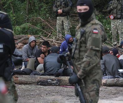 Imigranci podtruwani przez białoruskie służby? Straż Graniczna: Mamy pewne podejrzenia