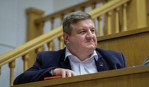 Krzysztof Król, były opozycjonista w czasach PRL, b. doradca prezydenta Bronisława Komorowskiego