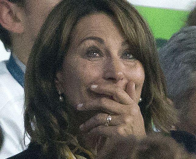 Mama księżnej Kate wywołała skandal