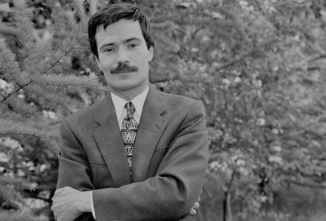 Krzysztof Leski był znanym dziennikarzem