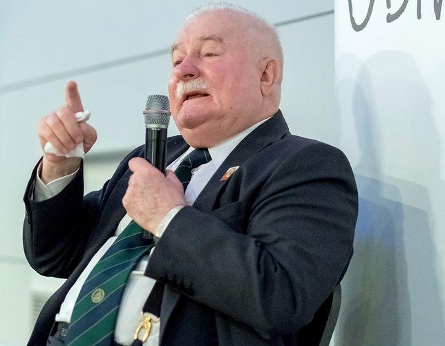 Lech Wałęsa nie przyznaje się do winy