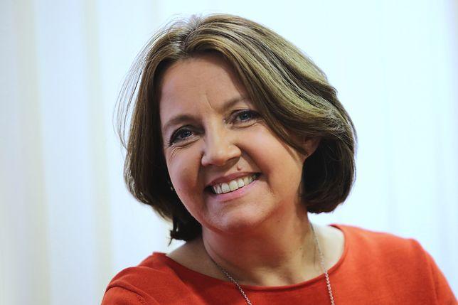 Joanna Lichocka, posłanka PiS, członkini Rady Mediów Narodowych, była dziennikarka TVP