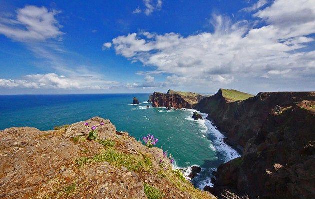 Cabo Girão - najpopularniejszy zakątek Madery