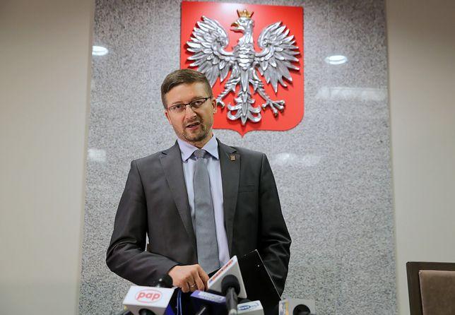 Paweł Juszczyszyn jest sędzią Sądu Rejonowego w Olsztynie