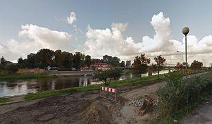 Fragmenty ciała kobiety znaleziono w Warcie w miejscowości Skwierzyna